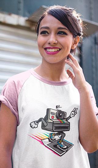 Découvrez le Shop Polaroid Mania sur Spreadshirt