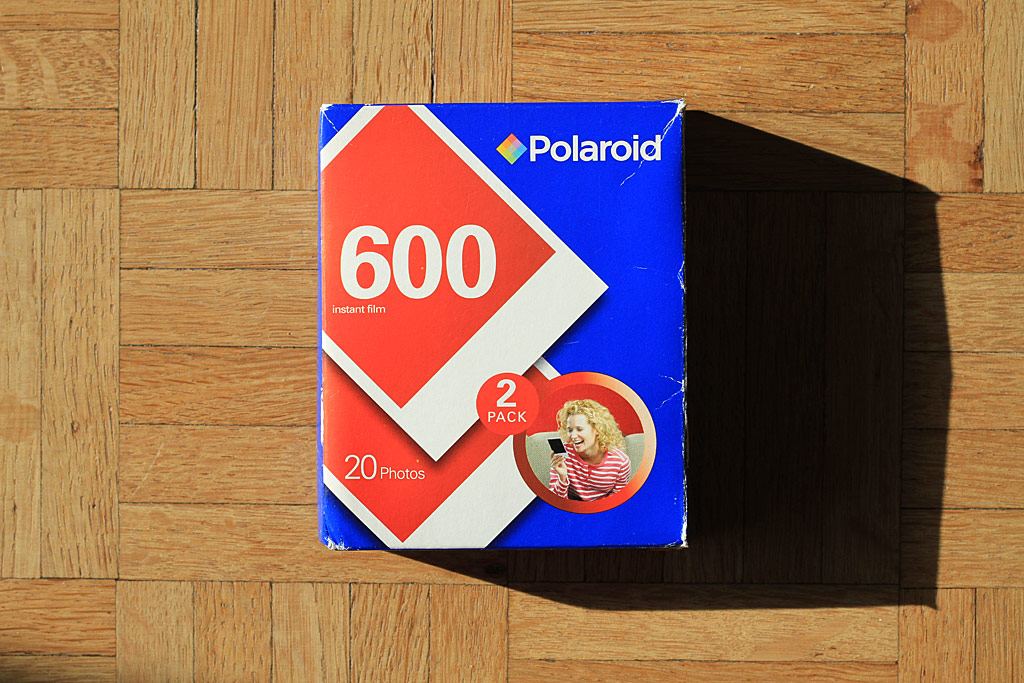 Boîte de 20 films Polaroid