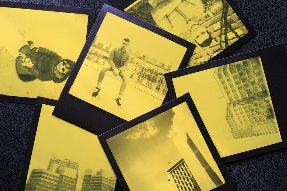 Photos Polaroid Third Man Records