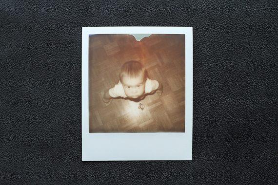Polaroid flou