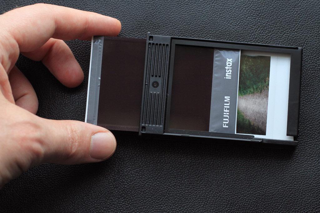 Ranger ses images Instax Mini