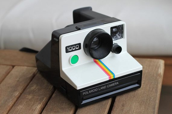 Polaroid 1000, Polaroid Land Camera