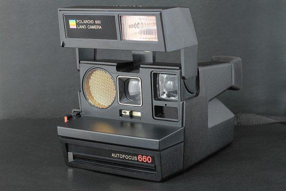 Le Polaroid Autofocus 660