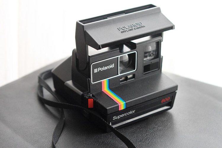Le Polaroid 600