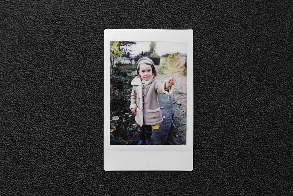 The Instax Mini 70 is perfect to capture precious moments with the family.