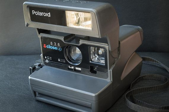 Polaroid 636 CL Close Up
