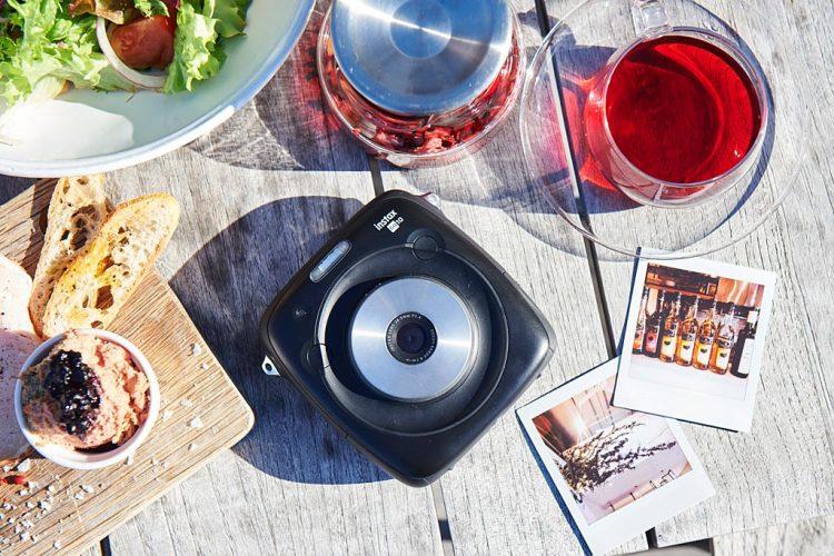 Instax Square SQ10 de Fujifilm