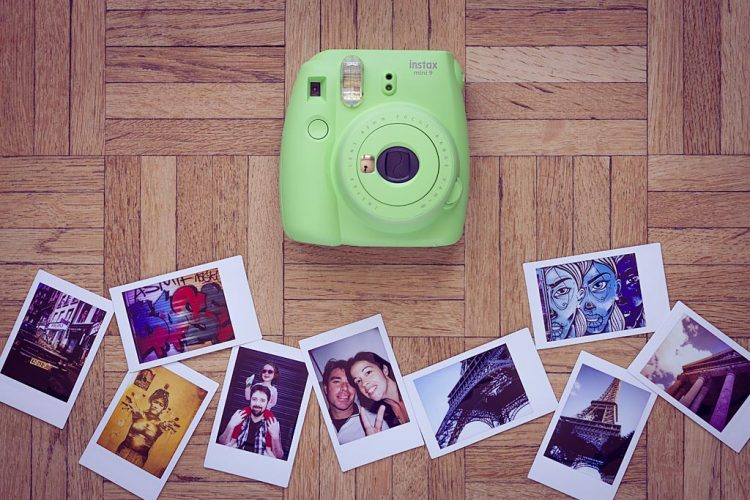 test de l 39 instax mini 9 fujifilm polaroid mania. Black Bedroom Furniture Sets. Home Design Ideas