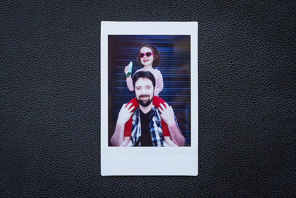 The Instax Mini 9 is your best companion for taking small snapshots of your loved ones.