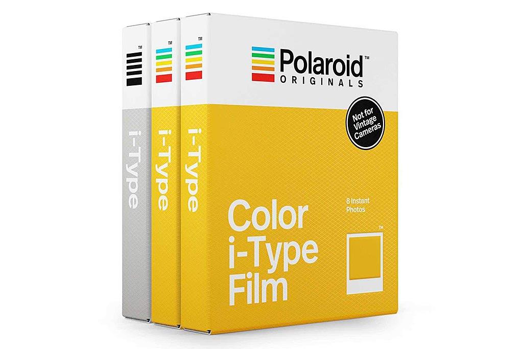Le OneStep 2 fonctionnera avec des films i-Type ou des films 600.