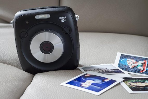 Appareil photo Instax Square de Fujifilm