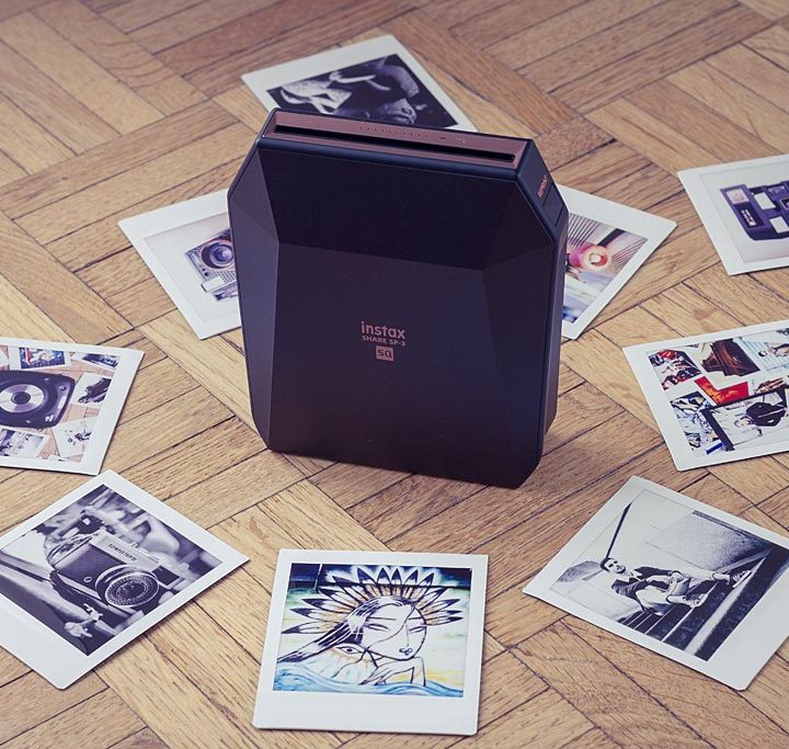 Imprimante Instax Share SP-3 de Fujifilm