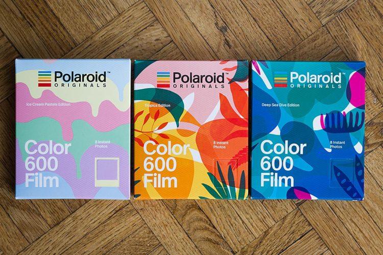 Films en édition limitée Polaroid Originals
