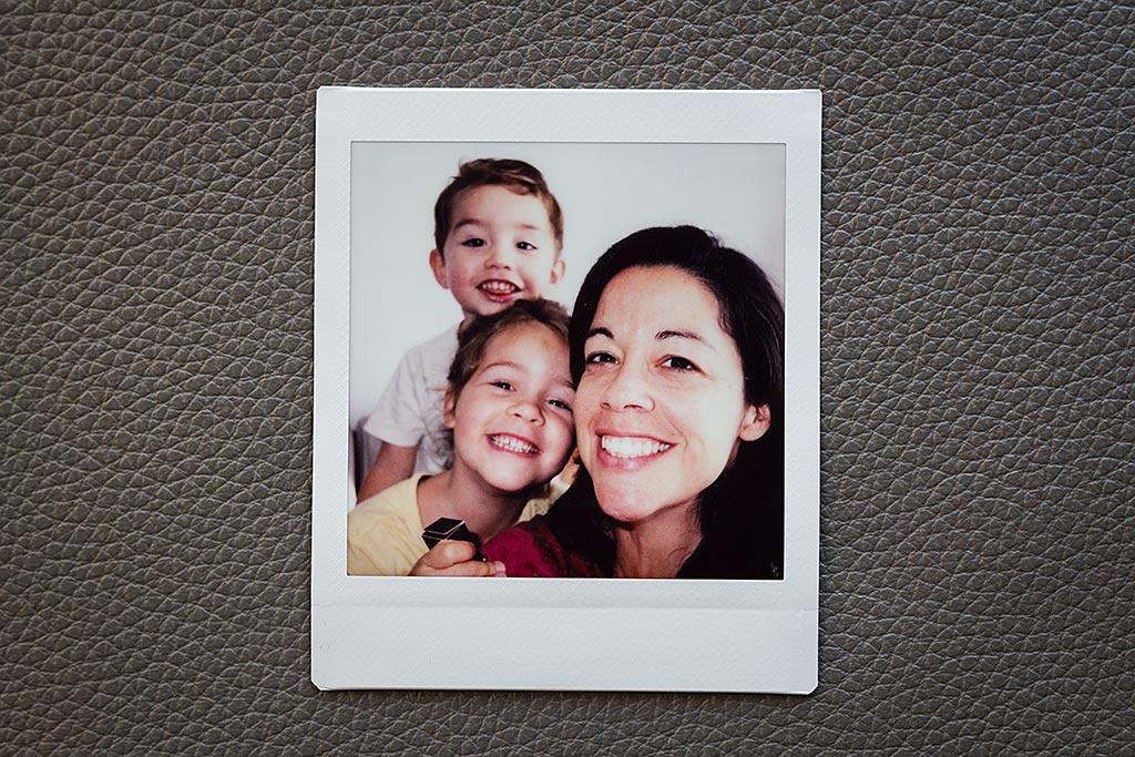 Les portraits et les selfies forment le terrain de prédilection du SQ6.
