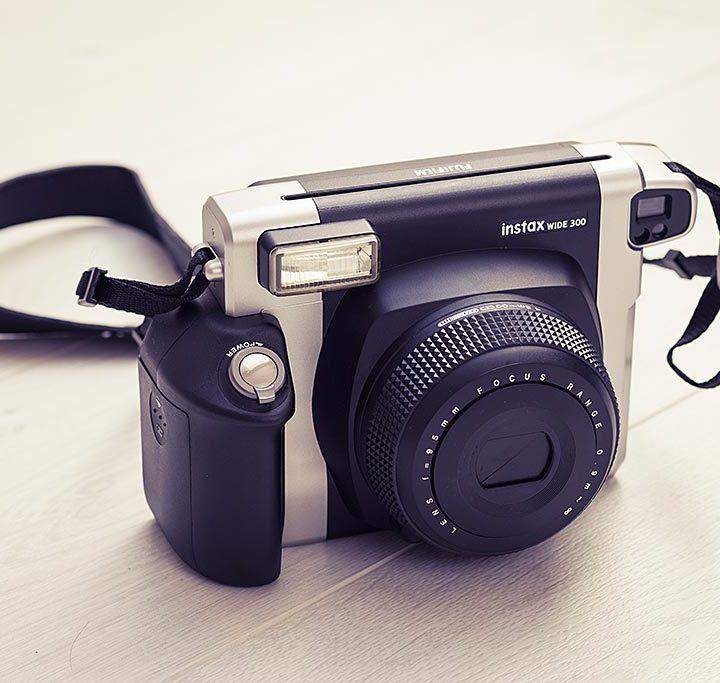 Appareil photo instantané Instax Wide 300 de Fujifilm