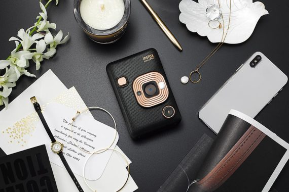 Appareil Photo Instax Mini LiPlay de Fujifilm