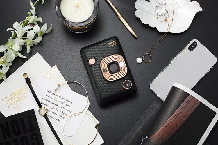Appareil Photo Instax Mini LiPlay de Fujifilm