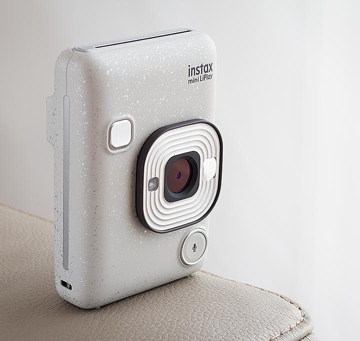 Appareil photo instantané Instax Mini LiPlay de Fujifilm