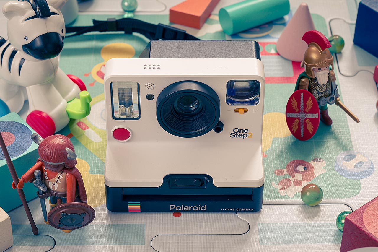 Appareil photo instantané OneStep 2 de Polaroid Originals