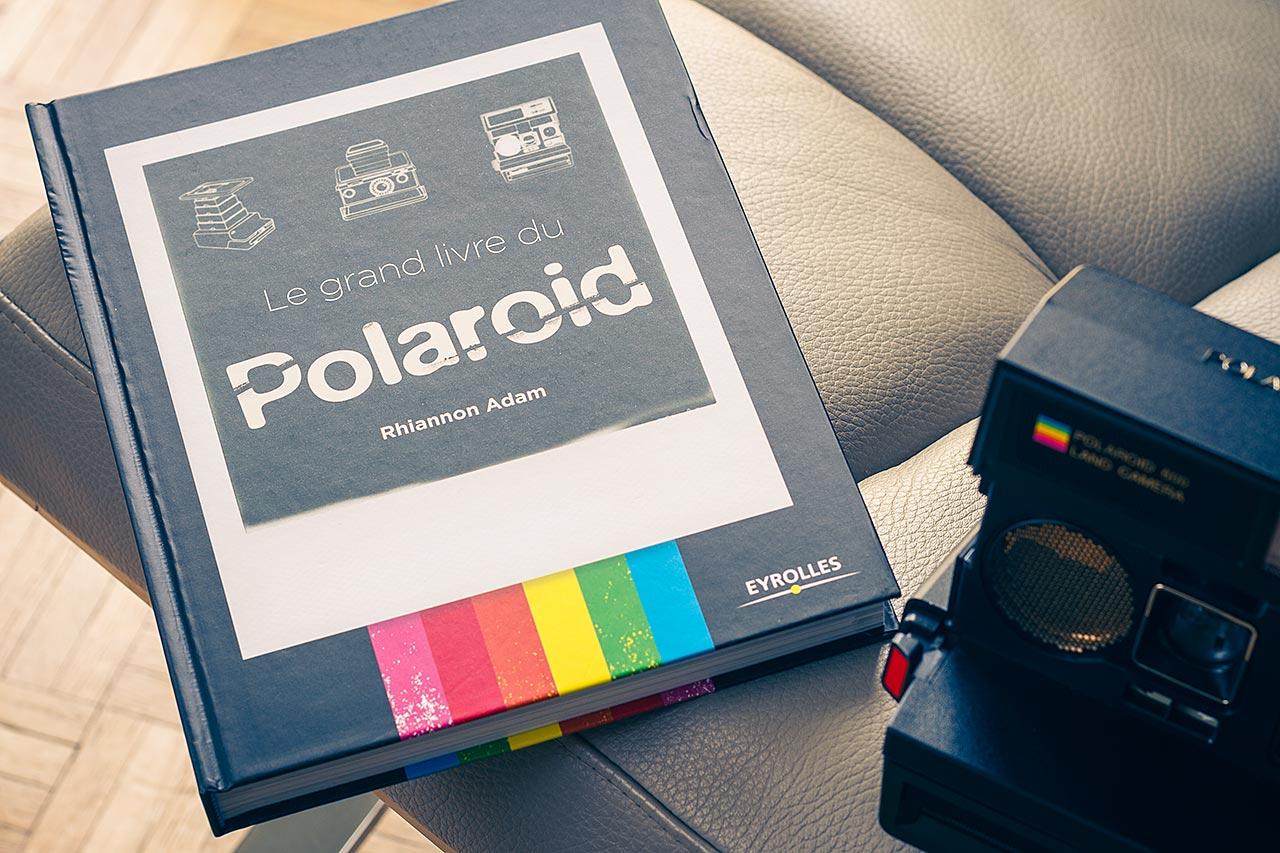 """Le grand livre du Polaroid"", de Rhiannon Adam"
