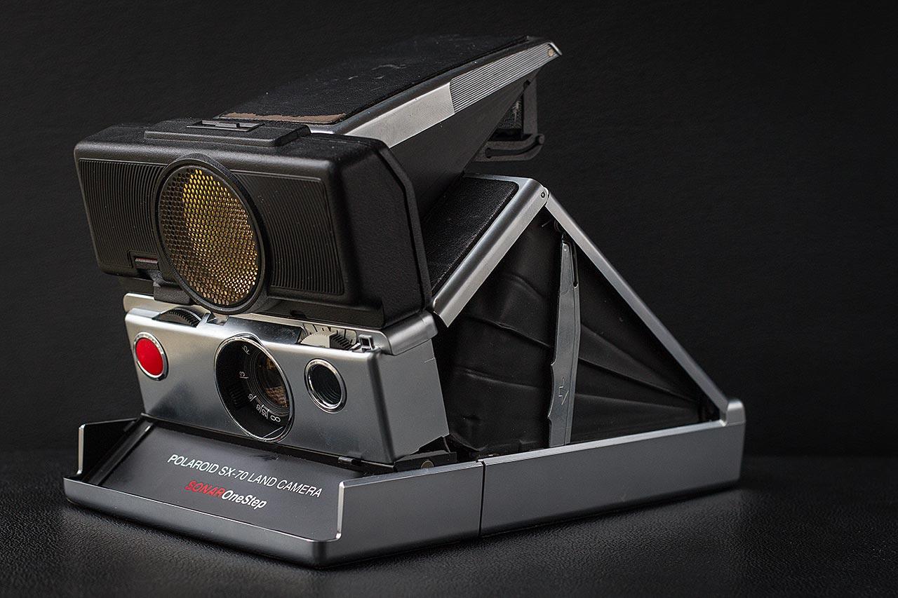 Appareil Polaroid SX-70 OneStep
