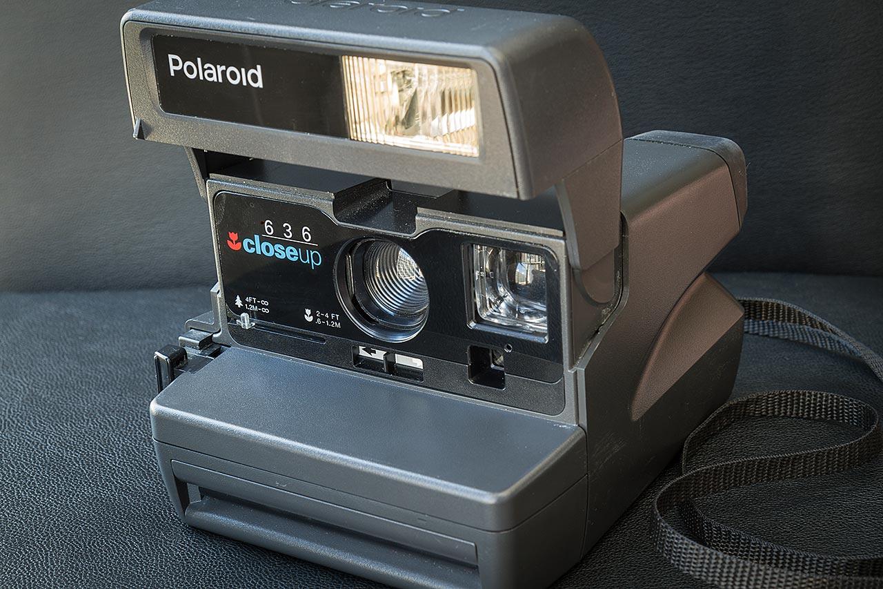 Polaroid 636 CL Close Up