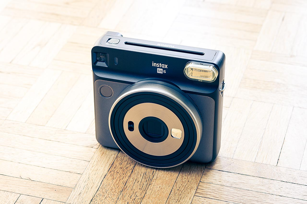 Appareil photo instantané Instax Square SQ6 de Fujifilm
