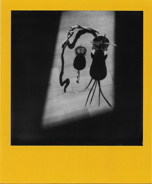 Audrey Borgel Série Objets et ombres N001