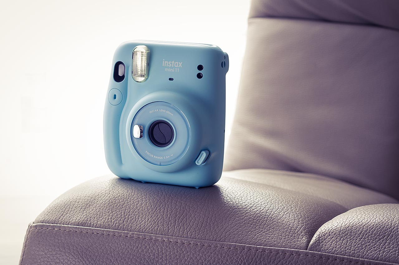 Appareil photo instantané Instax Mini 11 de Fujifilm