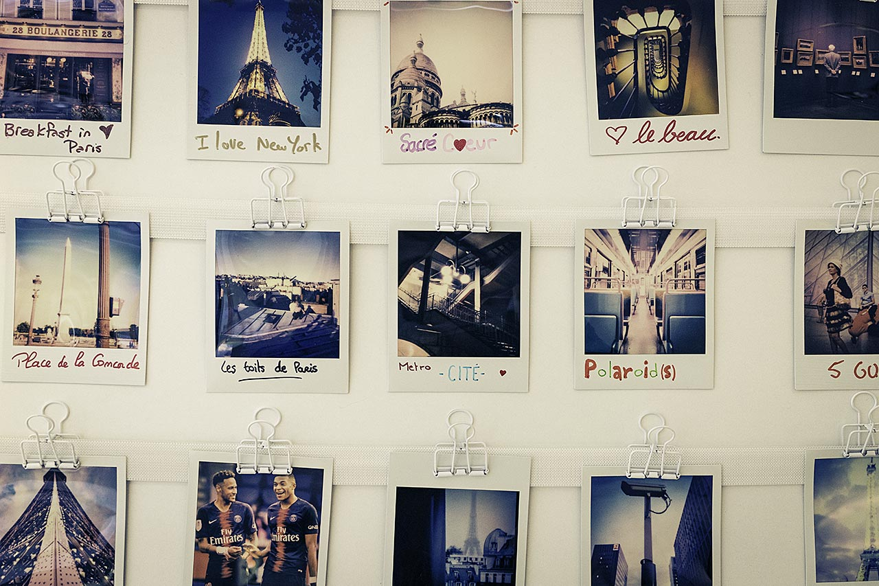 Déco Polaroid