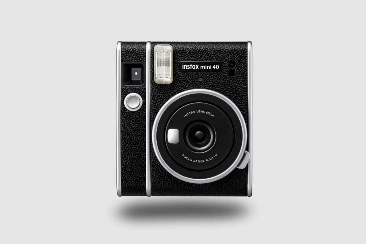Appareil photo instantané Instax Mini 40